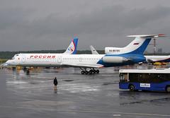 RA-85785 Tupolev 154 Rossiya (@Eurospot) Tags: ra85785 tupolev tu154 rossiya pulkovo