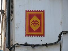 Space Invader RBA_04 (tofz4u) Tags: maroc morocco almagrib rabat rba04 streetart artderue invader spaceinvader spaceinvaders mosaïque mosaic tile tapis carpet