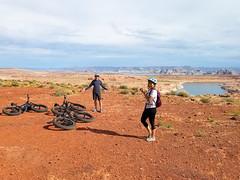 20190630_081257-2 (Lake Powell Adventure Company) Tags: arizona electricmountainbike electricmountainbiking ebike electricbike lakepowell lakepowelloffroad glencanyon glencanyonnationalrecreationarea guidedtour pageaz