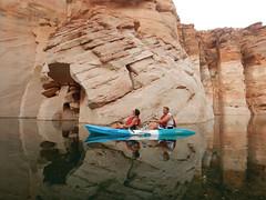 2019-06-30 07.30.43 (Lake Powell Adventure Company) Tags: antelopecanyon arizona arizonahiking antelopecanyonkayak glencanyon glencanyonnationalrecreationarea guidedtour lakepowell lakepowellkayak lake kayaking kayakingtour kayakinglakepowell kayaklakepowell paddling pageaz