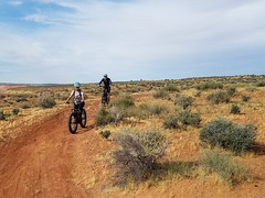 20190630_080708-2 (Lake Powell Adventure Company) Tags: arizona electricmountainbike electricmountainbiking ebike electricbike lakepowell lakepowelloffroad glencanyon glencanyonnationalrecreationarea guidedtour pageaz