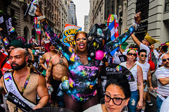 GayParade2019(NYC) (bigbuddy1988) Tags: people portrait photography usa urban new city nikon d7000 newyork wide wideangle parade festival outside pride prideparade gayparade gay crossdresser flash strobe sb600 50thanniversary