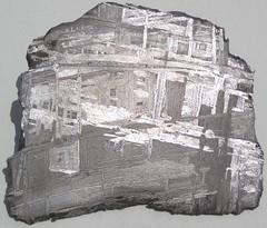 Octahedrite (Sericho Meteorite) (Kenya) 8