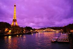 Eiffel Tower (Nelo Hotsuma) Tags: paris france europe eu eiffel tower champ de mars seine river