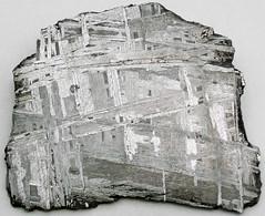 Octahedrite (Sericho Meteorite) (Kenya) 2