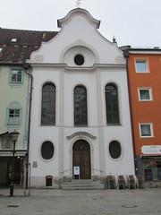 Katholische Krippkirche St. Nikolaus (sftrajan) Tags: stnicholaschurch kirche église baroque barock füssen germany deutschland bayern johanngeorgfischer 18thcentury baukunst architecture