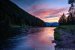 Snake River Sunset (Ciavatta Photography) Tags: grandtetonnationalpark snakeriver sunset mountains