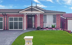 7 Harrier Ave, Green Valley NSW