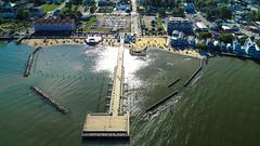 North Beach, MD (AngelBeil) Tags: baysidehistorymuseum dronestagram northbeachboardwalk djiphantom4proplus northbeach photosbyangelbeil visitmaryland