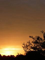 Dawn in Belmont (creed_400) Tags: sunrise dawn morning belmont west michigan clouds sun sky