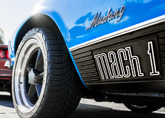 machone (fe2cruz) Tags: ford mustang mach1 musclecar carscoffee carshow chino chinohills