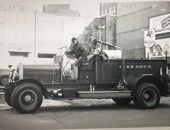 Milwaukee Fire Department pioneers (Chicago Rail Head) Tags: 1930 fireapparatus milwaukeefiredepartment highpressuretruck no1