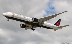 Air Canada / Boeing 777-333(ER) / C-FIVX / YVR (tremblayfrederick98) Tags: 777 b777 b777300 boeing777300 boeing777 yvr vancouver aviation avgeek heavy