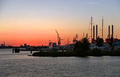 Port. Amsterdam (Julysha) Tags: sunset port amsterdam thenetherlands canal 2019 evening boat acr d810 sigma241054art summer june