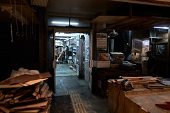 demolition (ababhastopographer) Tags: okinawa naha makishi pubulic makishipublicmarket 沖縄 那覇 牧志公設市場 demolition relocation 解体 移転