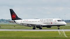 Air Canada Express EMB-175 (C-FEJC)_2.jpg (Vince Amato Photography) Tags: embraer cfejc trudeauinternationalairport aircanadaexpress emb175 commercialairliner cyul canada e175 e75 ggn jza kv montreal qk quebec skv yul zx