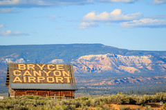 Bryce Canyon Airport (MikeTango805) Tags: brycecanyon utah airport canon7dmarkii canon100400l