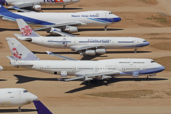 B-18251, Boeing 747-400, China Airlines, Victorville - California (ColinParker777) Tags: boeing 747 744 747400 jumbo jet airliner airlines airways aeroplane airplane plane aviation flying retired stored storage retirement derelict scrap parts dismantle victorville vcv kvcv southern california logistic airport ramp apron dirt sunny sky skies socal usa america united states canon l pro lens zoom b18251 747409 5ds 5dsr china air ci cal dynasty 100400 telephoto mkii mk2 b18806 airbus a340 343 a340300 340300 b18703 b744f 747400f freighter cargo nca kz nippon n406kz ja06kz
