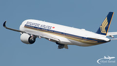 DUS - Singapore Airlines Airbus A350-900 SX-SMQ (Eyal Zarrad) Tags: 9vsmq a359 dusseldorf eddl singaporeairlines aircraft airport aviation airline airlines aeroplane avion eyal zarrad airplane spotting avgeek spotter airliner airliners dslr flughafen planespotting plane transportation transport photography aeropuerto dus germany 2019 international canon 7d mk2 jet jetliner