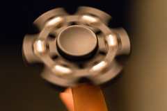 Wasting Time (Someone's Name) Tags: macromondays macromonday macro wheel wheels fidgetspinner spin top fidget toy boredom boring bearing ballbearing