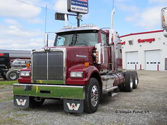 2020 Western Star 4900SF 54in Flat Top Tractor (Gerald (Wayne) Prout) Tags: camera city ontario canada digital truck canon photography drive riverside garage powershot vehicle photographed northern township hs timmins mountjoy expert northeastern northernontario riversidedrive prout northeasternontario sx60 mountjoytownship canonpowershotsx60hs cityoftimmins geraldwayneprout expertgarage 2020westernstar4900sf54inflattoptractor tractor 2020 westernstar 4900sf 54inflattop sleeper