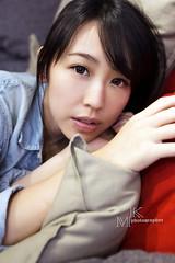 IMG_2164-00 (MK影像) Tags: photography model canon girl style dress eye feel taiwan fashion sexy 棚拍 攝影 寫真 人像
