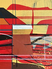 Jim Harris: Solar Harvesting Structure (Jim Harris: Artist.) Tags: art arte contemporaryart cosmology contemporáneo kunstzeitgenössische kunst künstler futurism futuristic