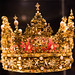 Old crown used by the Danish royal family in years past
