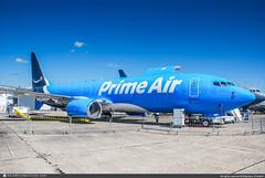 [LBG.2019] #Amazon.Prime.Air #Atlas.Air #5Y #Boeing #B737 #B738 #N855DM #Cargo #PAS19 #awp (CHRISTELER / AeroWorldpictures Team) Tags: amazonprimeair atlasair airlines airliner us usa american cargo fret freight plane aircraft airplane avion leasor lease gecas n855dm cfmi cfm56 eidil ataairlines tz amt n334tz ata 9w jetairways vtjge jet airways jai n5167a photo photography parisairshow pas2019 apron display boeing b737 b737800 winglets wl avgeek spotter christeler spotting aeroworldpictures awp team aviation news media nikon d300s nef raw lightroom nikkor 18135