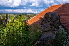 Waidhofen/Thaya (::ErWin) Tags: waidhofenanderthaya niederösterreich österreich explore explored sky sculpture roof landscape austria loweraustria waldviertel