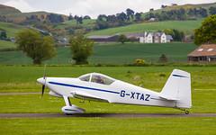 G-XTAZ RV-7, Scone (wwshack) Tags: egpt psl perth perthkinross perthairport perthshire rv7 scone sconeairport scotland vans gxtaz