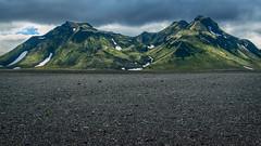 Twin Peaks / Iceland (Pascal Riemann) Tags: wanderweg landschaft wüste island laugavegur berg pflanze emstrur natur moos iceland landscape nature outdoor trail desert plant
