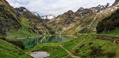 Alpi Orobie (Luc1659) Tags: montagna lago alpi italy landscape panorama fresco passeggiata verde neve mountain lake riflessi sentieri