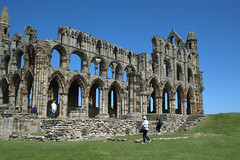 Whitby Abbey (Tony Worrall) Tags: photographsofwhitby whitby whitbyabbey church ruins historic olden past stone iconic yorkshire yorks scene scenery northyorkshire resort yorkshirephotos east eastern seasidetown holidays tourists coast whitbyphotos north update place location uk england visit area attraction open stream tour country item greatbritain britain english british gb capture buy stock sell sale outside outdoors caught photo shoot shot picture captured ilobsterit instragram