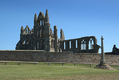 Whitby Abbey ruins (Tony Worrall) Tags: photographsofwhitby whitby whitbyabbey church ruins historic olden past stone iconic yorkshire yorks scene scenery northyorkshire resort yorkshirephotos east eastern seasidetown holidays tourists coast whitbyphotos north update place location uk england visit area attraction open stream tour country item greatbritain britain english british gb capture buy stock sell sale outside outdoors caught photo shoot shot picture captured ilobsterit instragram