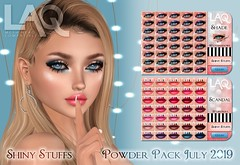 LAQ Powder Pack!! (Tarani Tempest) Tags: shinystuffs secondlife laq powderpack