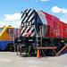 DSC00599 - Locomotive CP 4563  & Locomotive VIA 6921