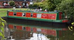 Basingstoke Canal Ash-Aldershot 30 June 2019 030 (paul_appleyard) Tags: basingstoke canal ash surrey june 2019 driftwood narrowboat boat