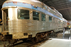 DSC00553 - Passenger car VIA 15513 Sibley Park (archer10 (Dennis)) Tags: montreal trains museum quebec night sony a6300 ilce6300 18200mm 1650mm mirrorless free freepicture archer10 dennis jarvis dennisgjarvis dennisjarvis iamcanadian canada saintconstant canadianrailwaymuseum passengercarvia15513sibleypark