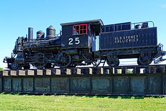 DSC00516 - Canadian Railway Museum (archer10 (Dennis)) Tags: montreal trains museum quebec night sony a6300 ilce6300 18200mm 1650mm mirrorless free freepicture archer10 dennis jarvis dennisgjarvis dennisjarvis iamcanadian canada saintconstant canadianrailwaymuseum 240t 25 oldsydneycollieries