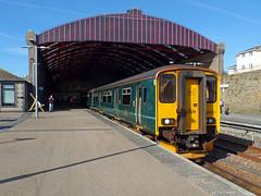 150233 Penzance (Marky7890) Tags: gwr 150233 class150 sprinter 2a07 penzance railway cornwall cornishmainline train