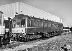 121020 (R~P~M) Tags: train railway dmu diesel 121 bubblecar chilternrailways aylesbury bucks buckinghamshire england uk unitedkingdom greatbritain