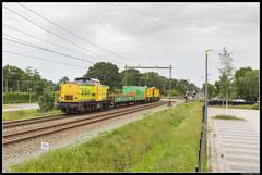 RRF 17, Steenwijk (J. Bakker) Tags: rrf rotterdam rail feeding 17 v100 58261 amersfoort leeuwarden steenwijk bam