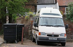 P178 CTO (Nivek.Old.Gold) Tags: 1996 ford transit 100 d lwb autosleeper duetto camper 2496cc toddsleisure preston