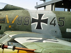 "Fiat G-91R3 20 • <a style=""font-size:0.8em;"" href=""http://www.flickr.com/photos/81723459@N04/48168119701/"" target=""_blank"">View on Flickr</a>"