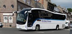 Borders Buses 11321 SD63 YBY (01/07/2019) (CYule Buses) Tags: b9r sd63yby wcm plaxton westcoastmotors plaxtonelite volvoplaxtonelite bordersbuses 11321 volvobus volvob9r privatehire