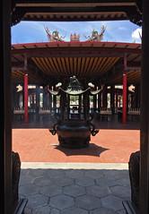 Taiwanese Temple (Ken Behrens) Tags: kenbehrens taiwan tropicalbirding asia birds nature mountains endemics