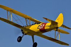 Stearman PT-17 (Daniel E. Photography ✈) Tags: fly flyin stampe pithiviers 2019 aviation aviationphotography avion avions avphoto air aircraft aircrafts airplane airplanes plane planes planespotting france