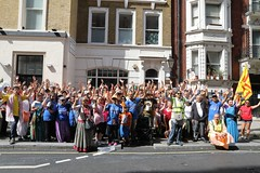 Walk Against Hunger London 29.06.2019 - ISKCON-London Radha-Krishna Temple - 29/06/2019 - IMG_3209 (DavidC Photography 2) Tags: 10 soho street london w1d 3dl iskconlondon radhakrishna radha krishna temple hare harekrishna krsna mandir england uk iskcon internationalsocietyforkrishnaconsciousness international society for consciousness walk against hunger charity sponsored feed homeless buy new ev electric vehicle van free food prasadam distribution all life saturday 29 29th june summer 2019 hottest day year 34 degrees c 34c centigrade celcius 29062019 7 bury place buryplace bloomsbury dental practice
