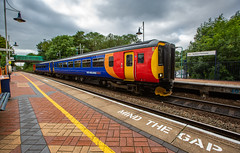 Yawn. But, I like the composition :) (kevaruka) Tags: 37057 37610 class37 suttoninashfield nottinghamshire britishrail networkrail testtrain robinhood robinhoodline colas colasrailfreight england englishelectric colour colours color colors green blue yellow clouds cloudy cloud cloudyday july 2019 summer 01072019 railway trains train canon canoneos5dmk3 canon5dmk3 canonef1635f28mk2 5d3 5diii 5d 5dmk3 flickr frontpage telephoto telephototrains wideangle uwa ultrawideangle boobs milf sexy wife